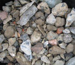 Recylced Concrete